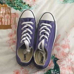 Purple Converse*Brand New